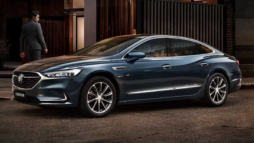 2020 buick lacrosse  motor1 photos