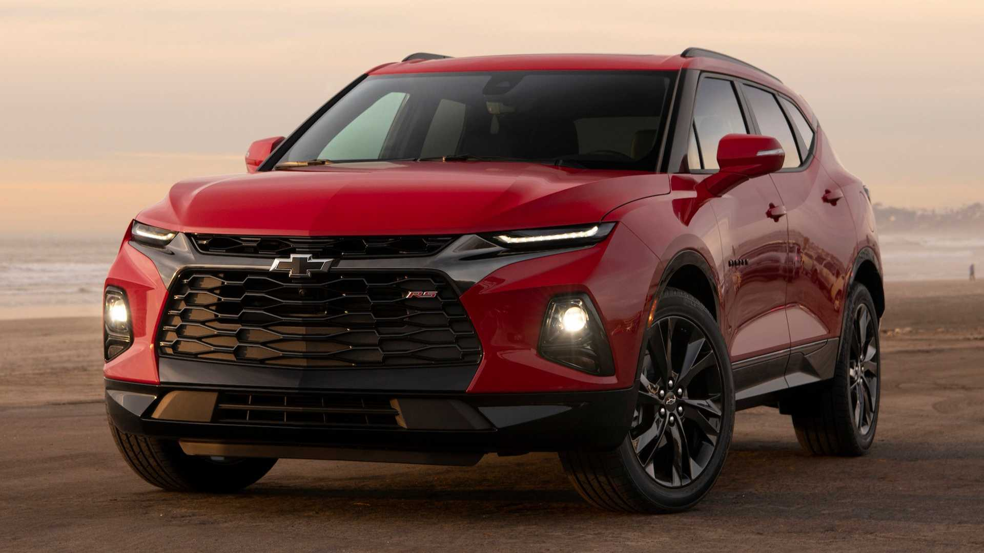 2019 Chevrolet Blazer Rs First Drive Don T Blaze Me Bro