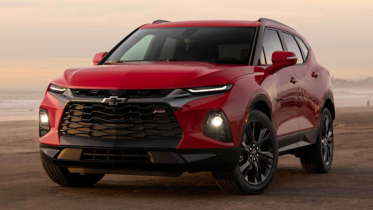 2019 Chevrolet Blazer RS First Drive: Don't Blaze Me, Bro!