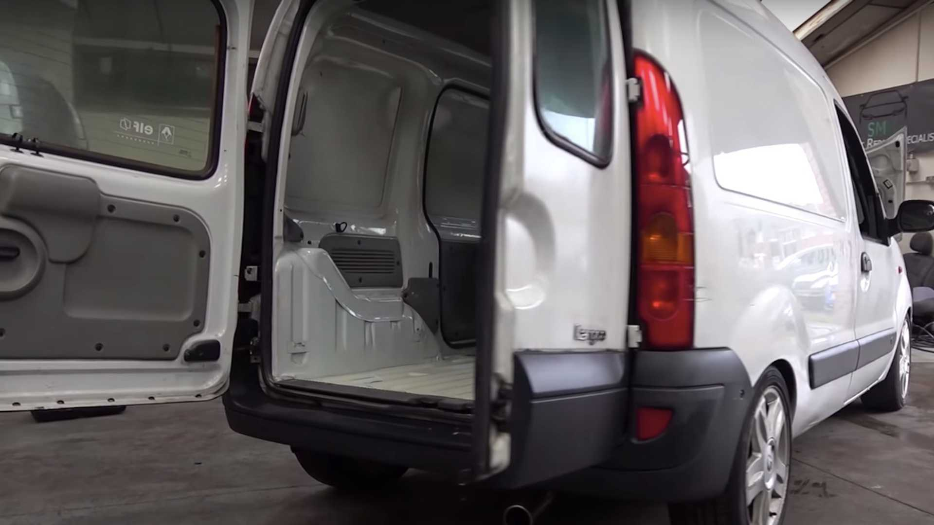 Renault Kangoo With Megane RS Engine Is The Mother Of Sleepers