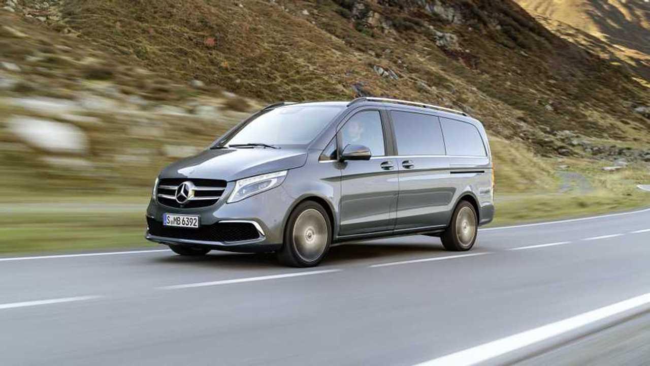 Restyling Mercedes-Benz Clase V 2019