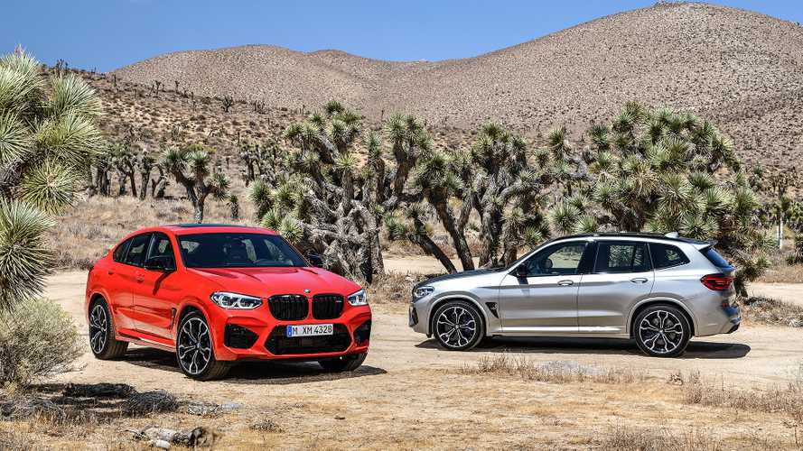 Primera prueba BMW X3 M y X4 M 2019: locomotoras SUV