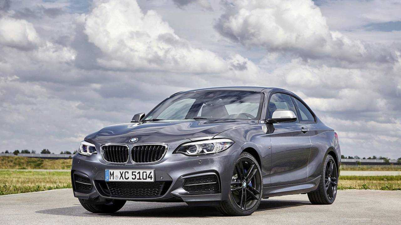 Coupés: BMW 218i Coupé