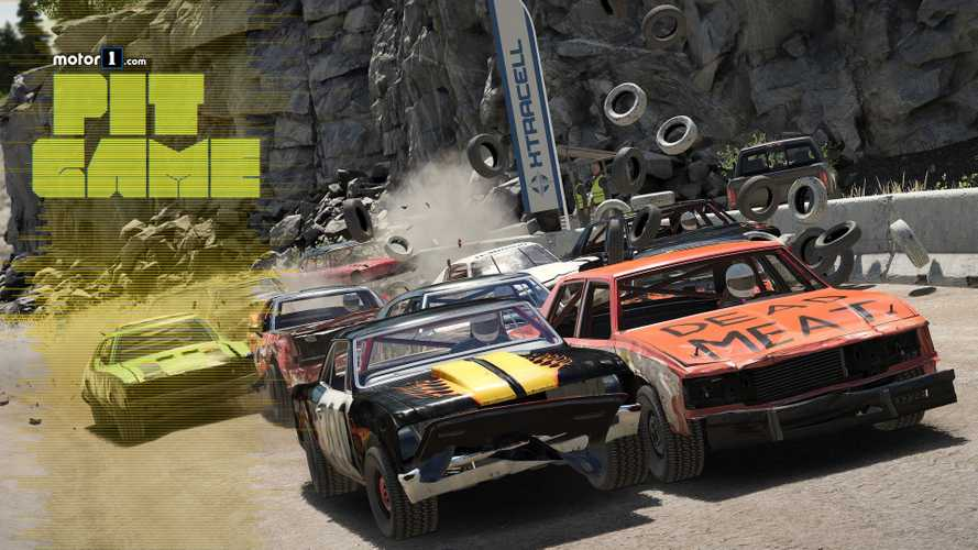 Wreckfest candidato a Game of the Year 2019