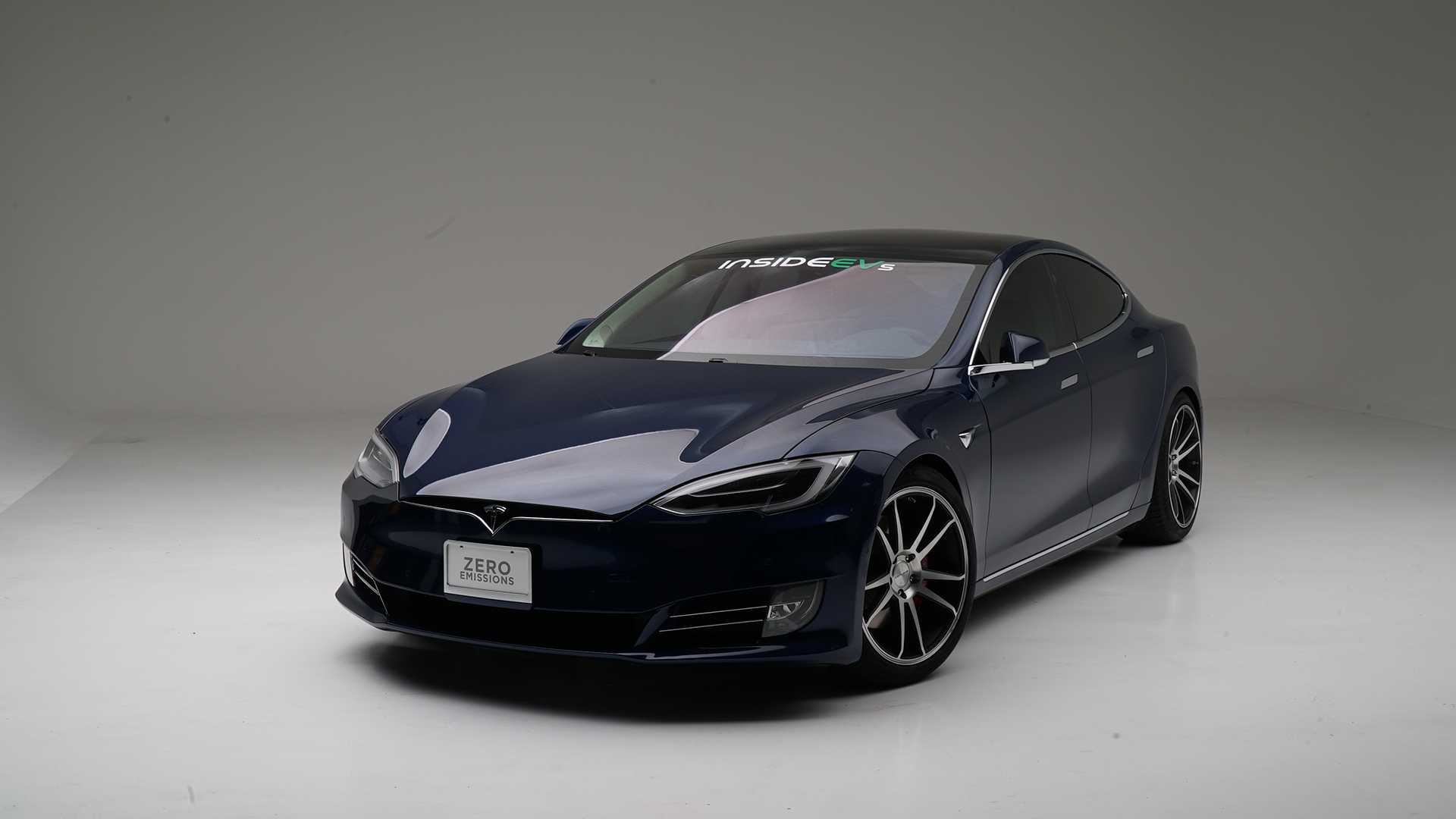 Driven: Dream Giveaway's Custom 2018 Tesla Model S P100D