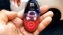 Nissan GT-R Key Fob Concept