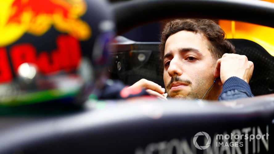 Ricciardo stopped caring about intra-team battle stats