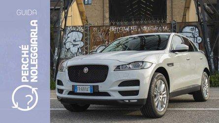 Jaguar F-Pace, perché noleggiarla… invece di comprarla