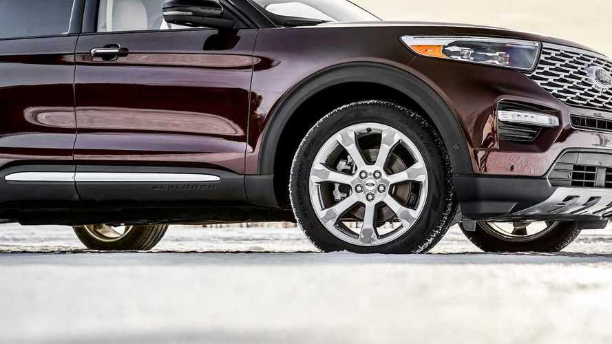 Ford Explorer 2020 é o 1º SUV do mundo com pneus regenerativos