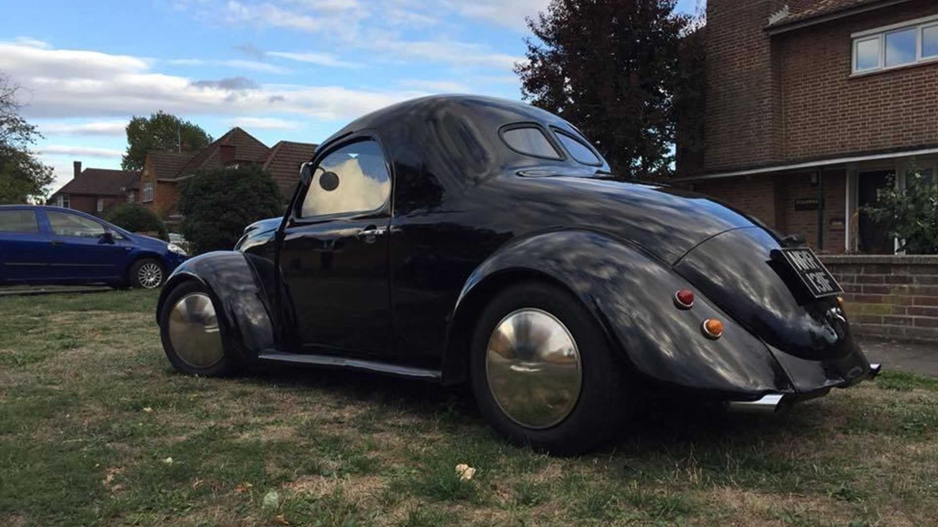 This 1967 Vw Beetle Has Been Transformed Into A Hot Rod Motorious