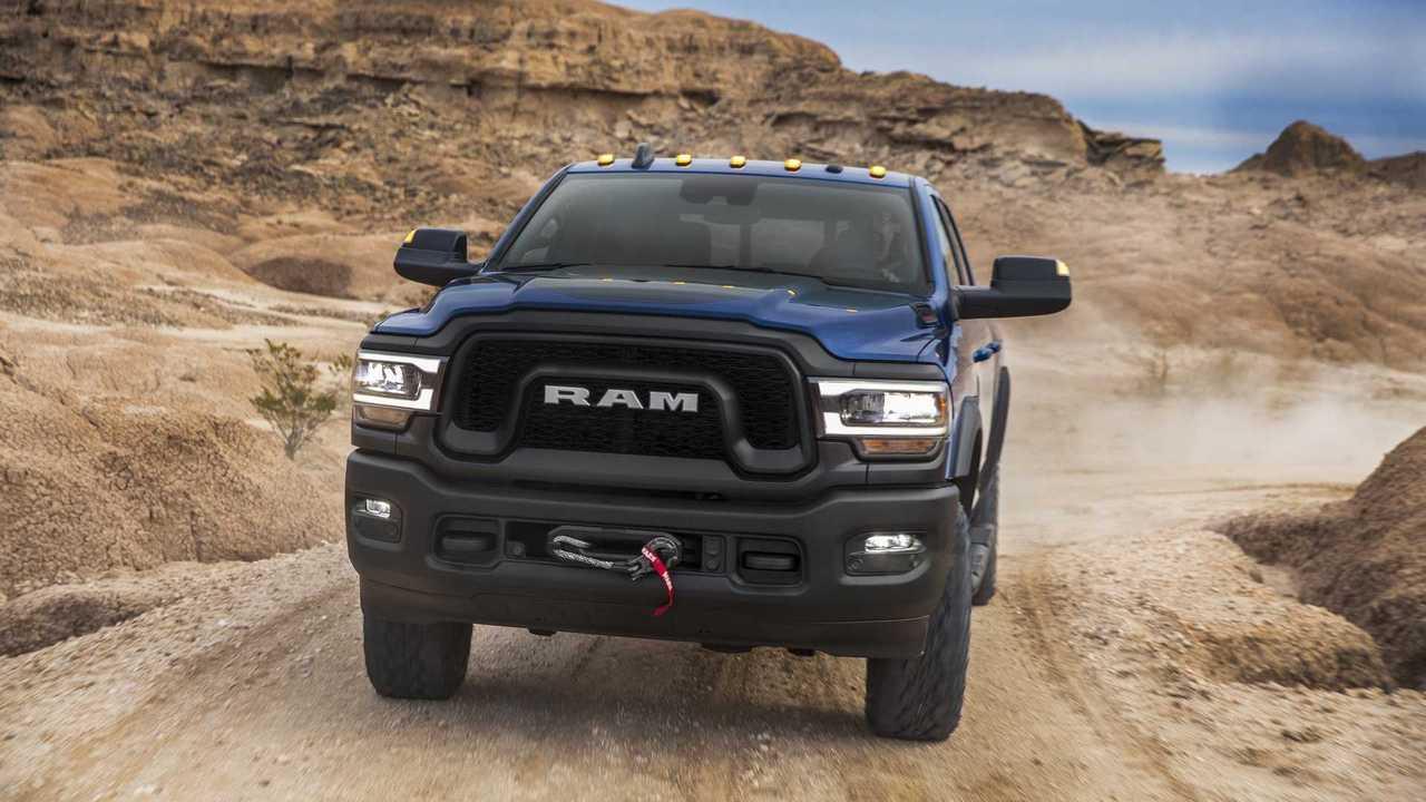 RAM 2500 e 3500 Heavy Duty 2019