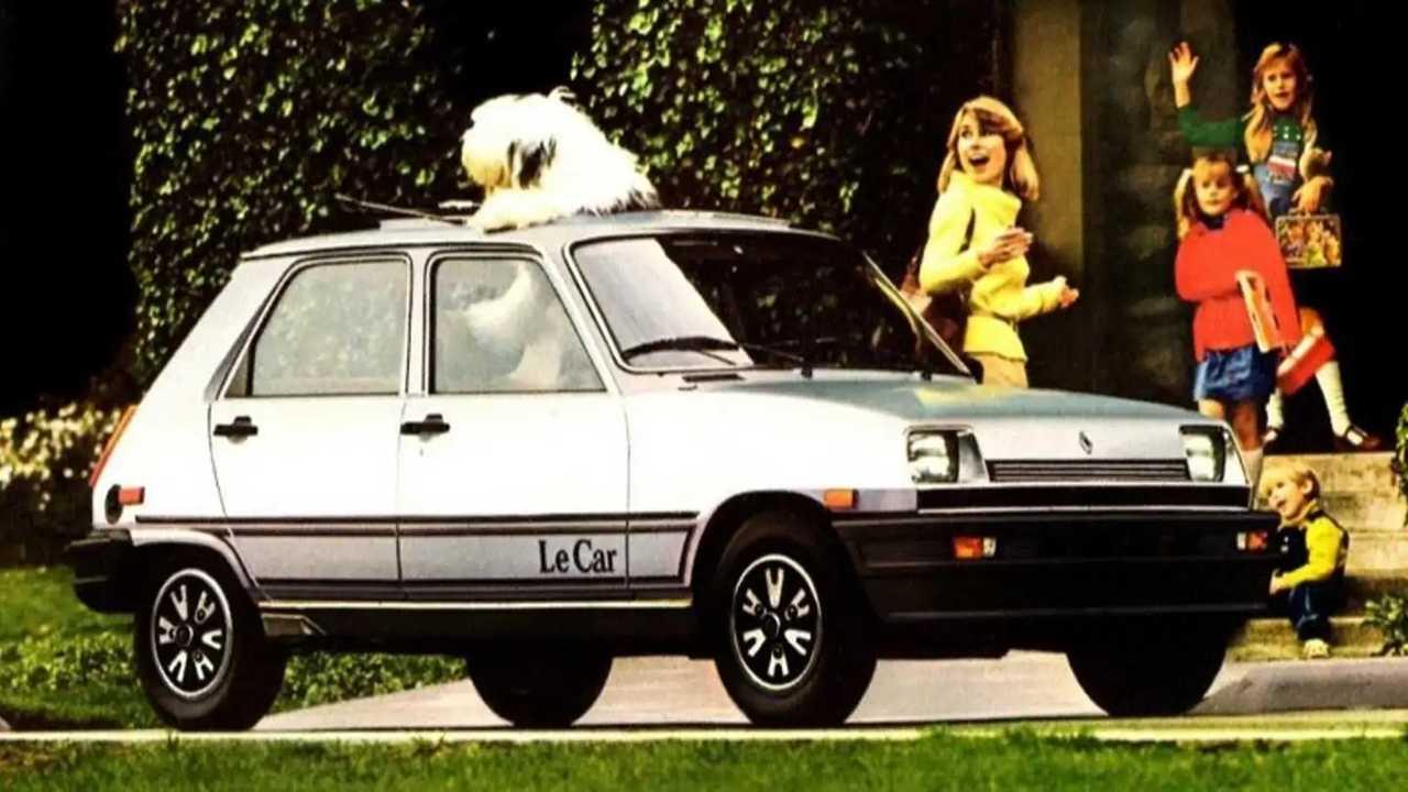 Renault 5 Le Car 1981-1985