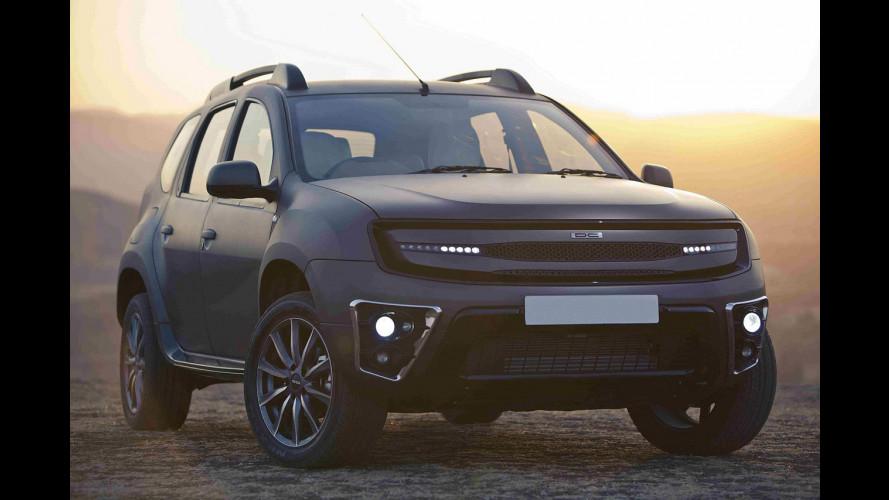 """Dacia Duster DC Design: la """"low cost"""" di lusso arriva dall'India"""