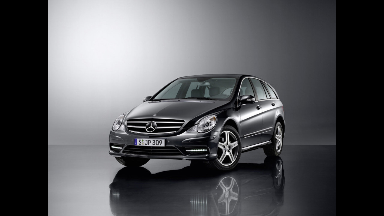 Mercedes Classe R Grand Edition