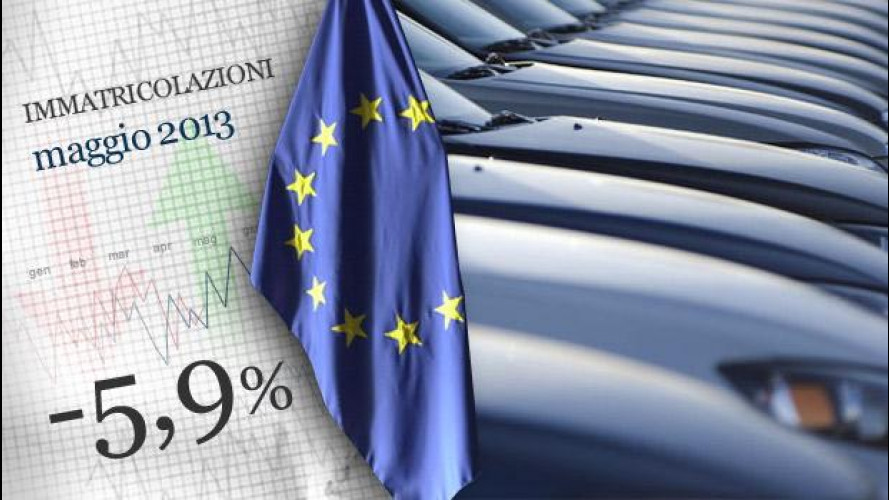 Mercato auto: l'Europa è tornata al 1993