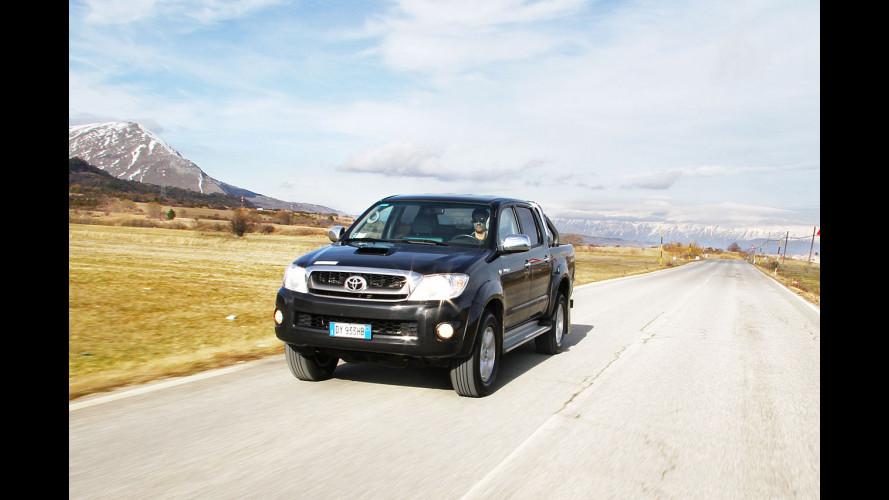 Toyota Hilux 3.0 D-4D Double Cab 4x4