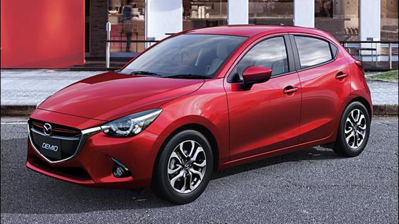 [Copertina] - Nuova Mazda2, più moderna e col 1.5 diesel