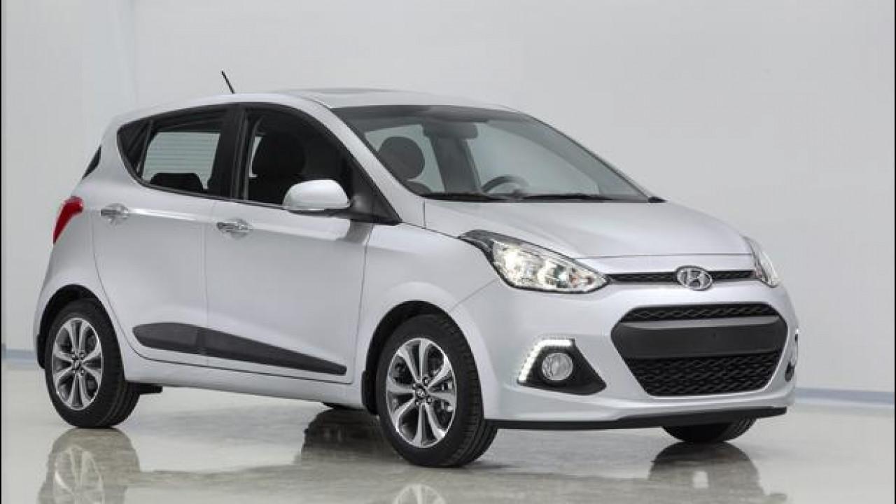 [Copertina] - Nuova Hyundai i10