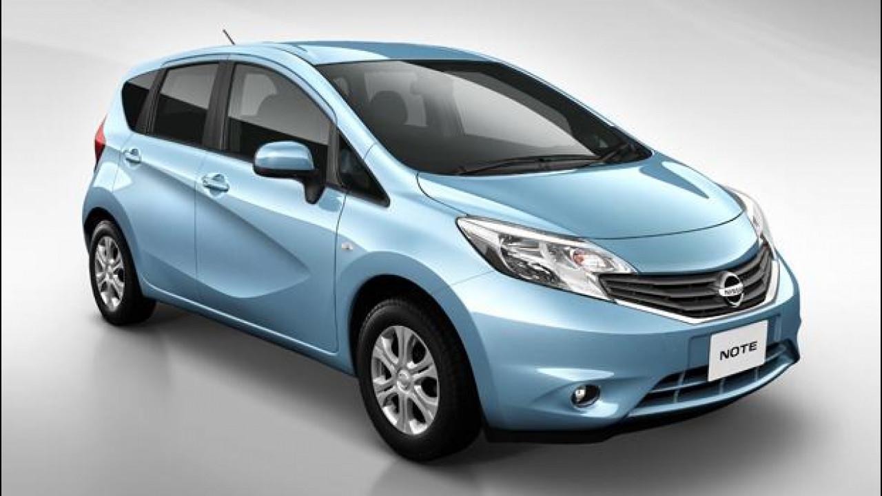[Copertina] - Nuova Nissan Note: l'anteprima giapponese