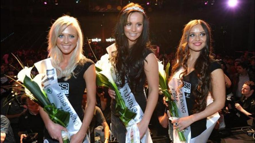Eletta in Germania Miss Tuning 2012