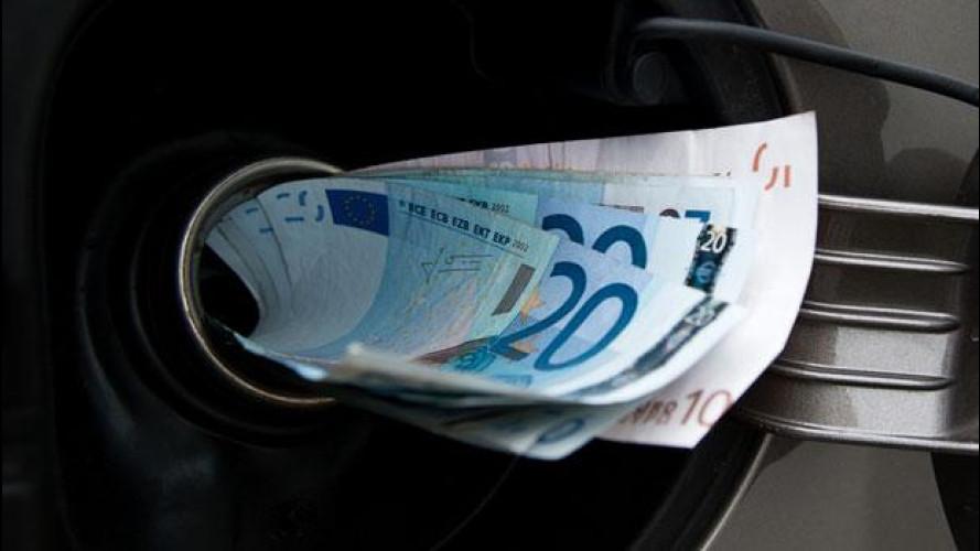 Accisa sulla benzina per il terremoto in Emilia, è polemica