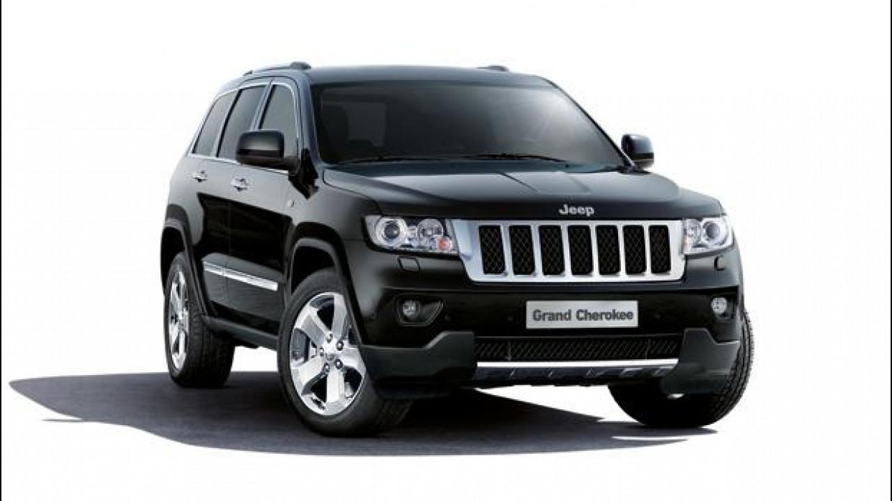 [Copertina] - Jeep Grand Cherokee Limited Tech
