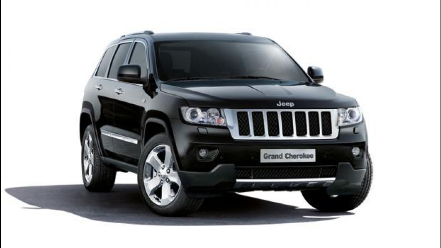 Jeep Grand Cherokee Limited Tech