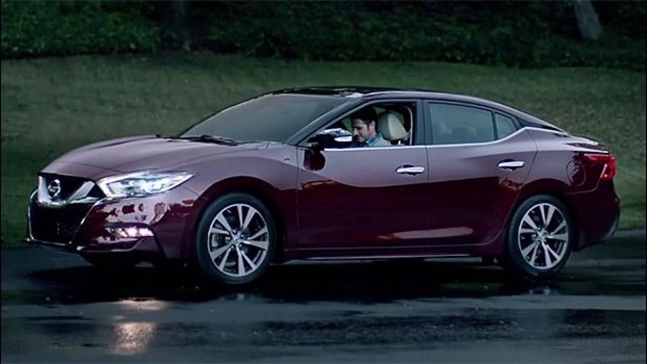 [Copertina] - Nuova Nissan Maxima, l'hanno fatta strana