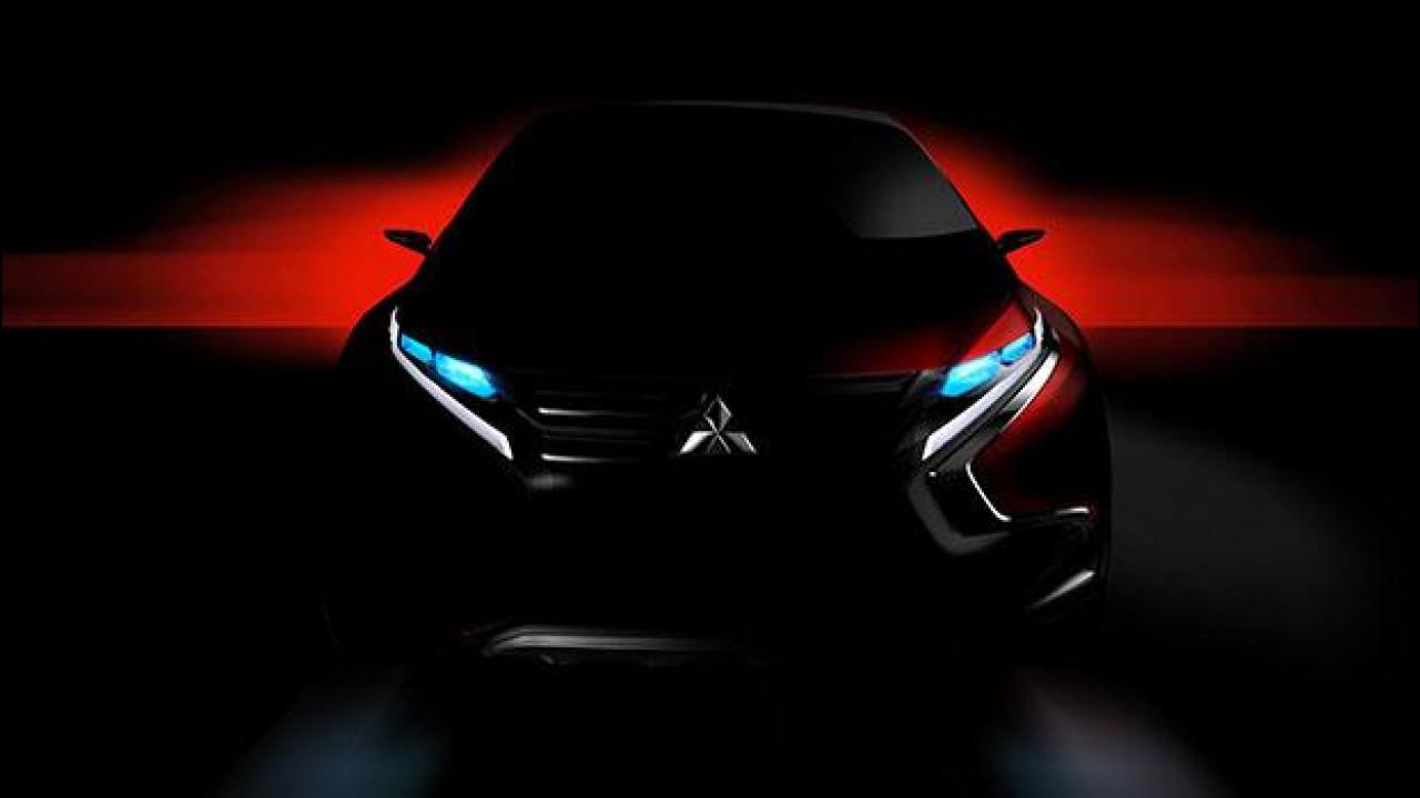 [Copertina] - Mitsubishi, il crossover del futuro al Salone di Ginevra