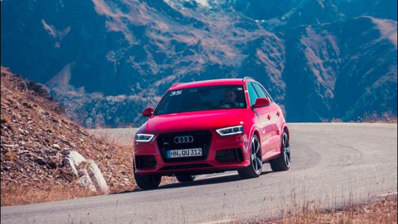 [Copertina] - Audi RS Q3, quattro volte divertente