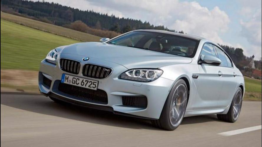 BMW M6 GranCoupé: salotto per quattro con accelerazioni da dragster