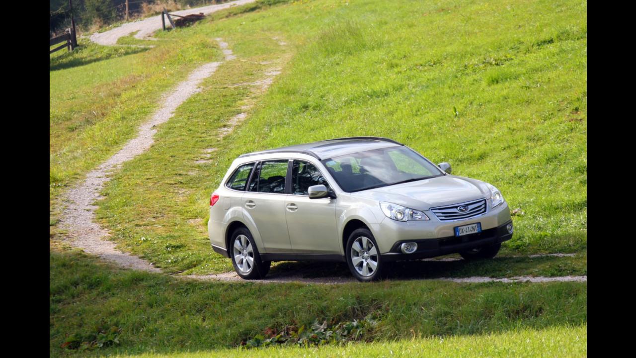 Nuova Subaru Outback