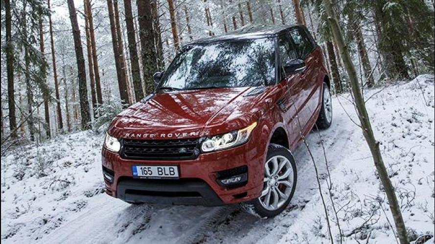 Range Rover e Range Rover Sport, largo alle novità