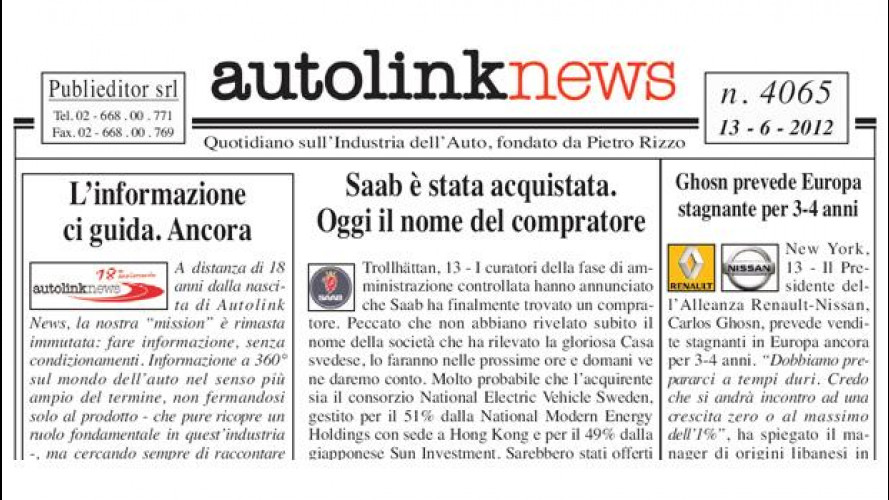 Autolink News compie 18 anni
