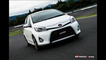 Toyota Vitz GRMN Turbo, solo per il Giappone