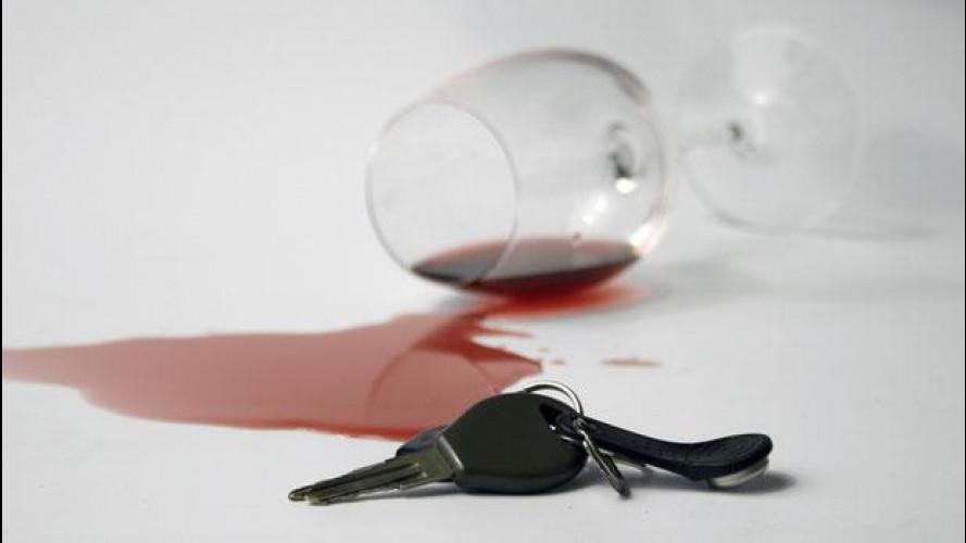 Sicurezza d'estate: neopatentato? Alcol proibito