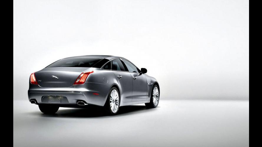 Nuova Jaguar XJ: il web la svela in anticipo