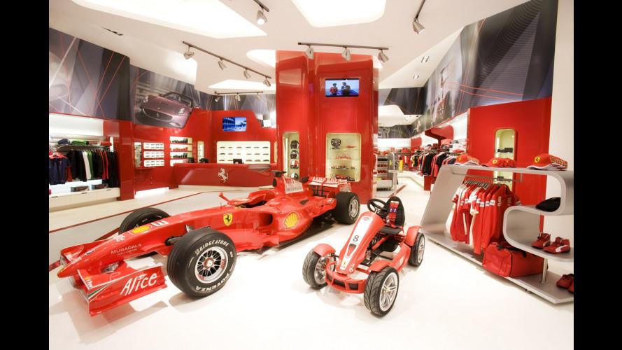 Shopping al Nürburgring