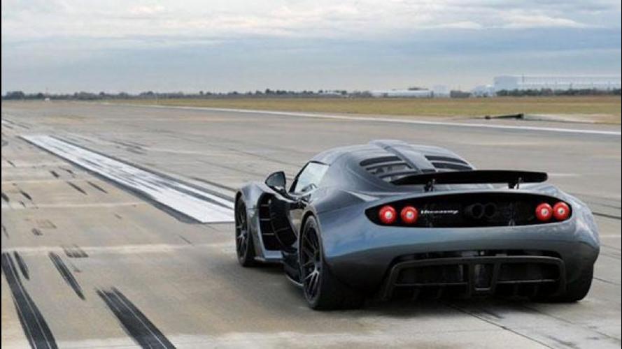 Hennessey Venom GT: la più veloce due posti di serie