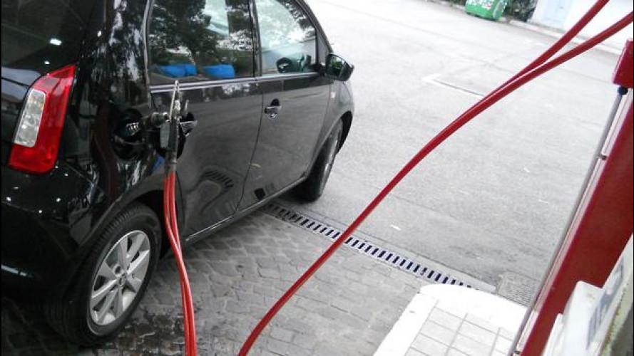 [Copertina] - Self service per auto a metano e GPL? Esiste, ma non si vede