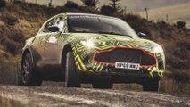 Aston Martin DBX 2019: Erstes Aston-SUV angeteasert