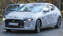Mazda 3 (2019) Erlkönig außen und innen erwischt