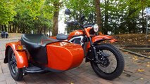 Electric Ural cT Concept Ride