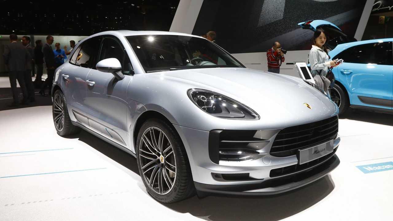 Novo Porsche Macan no Salão de Paris
