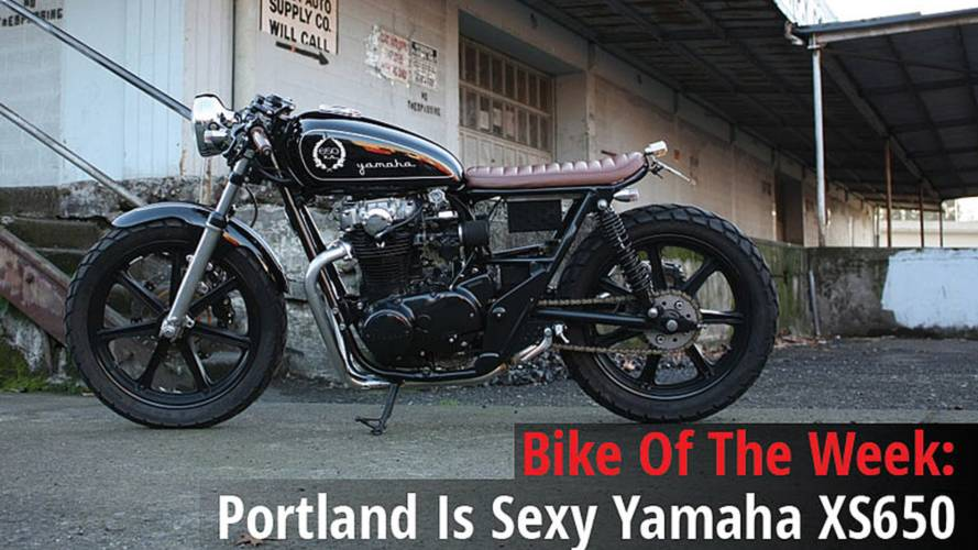 Bike Of The Week: Portland Is Sexy Yamaha XS650