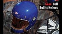 gear bell bullitt helmet