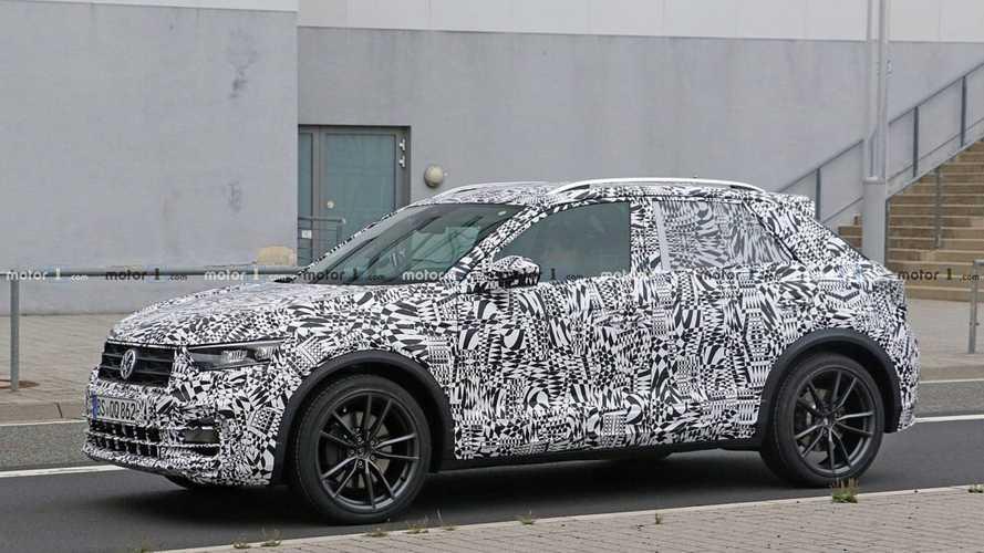 El Volkswagen T-Roc R se divierte en el 'Infierno Verde'