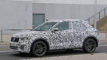 VW T-Roc R neue Erlkönigbilder
