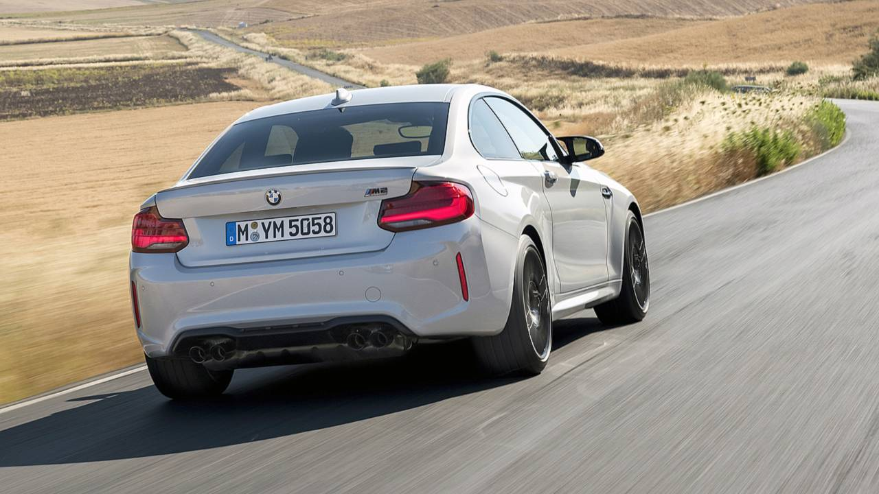 2019 BMW M2 First Drive: When The Tail Wags The Dog