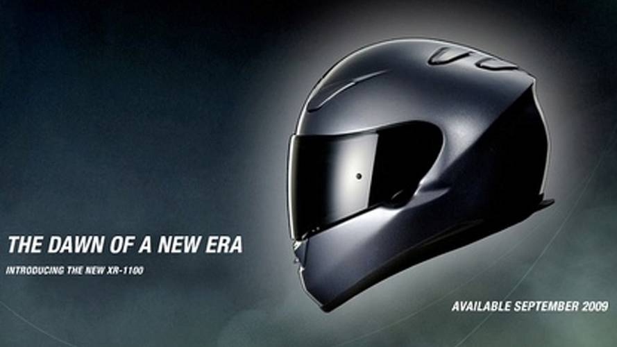 Shoei RF-1100: radical shape, visor mechanism